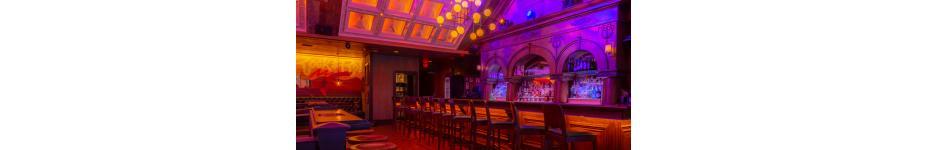 Restaurant Lighting: House of Blues Las Vegas