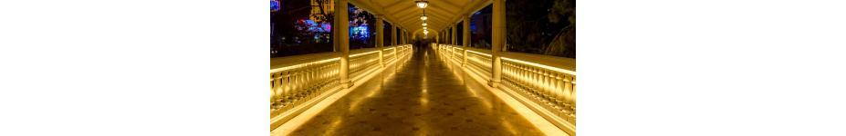 Casino Lighting: Bellagio Hotel and Casino Property