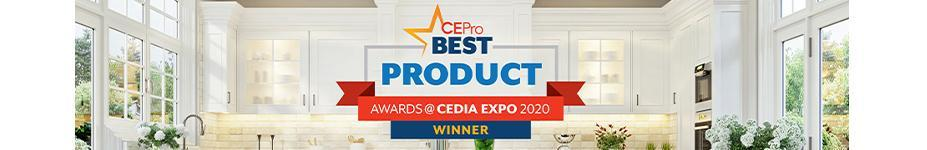 REVI Downlighting Receives CE Pro BEST Award