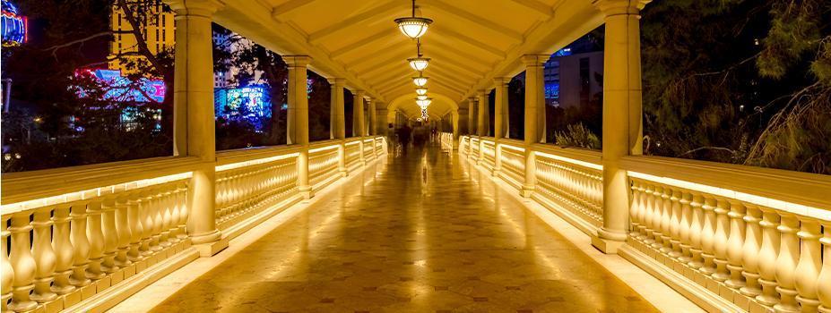 Architectural: Bellagio Hotel and Casino