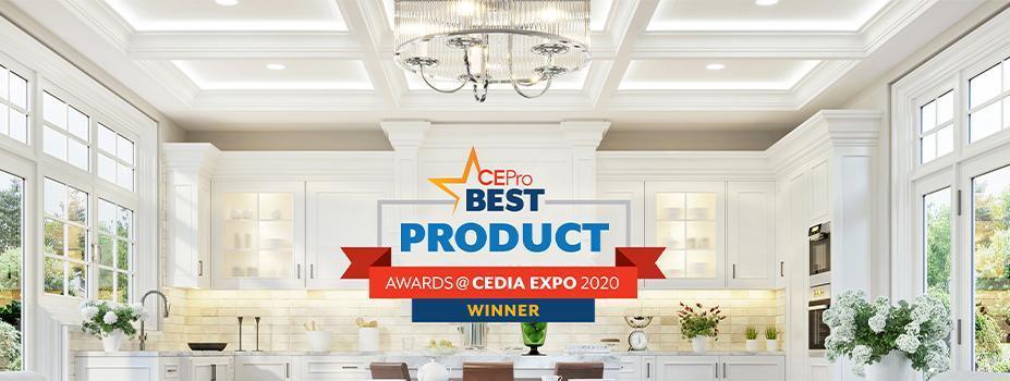 REVI Downlighting Receives CE Pro BEST Award