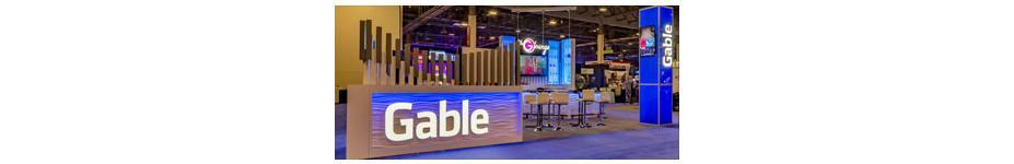 Trade Show Lighting: Gable