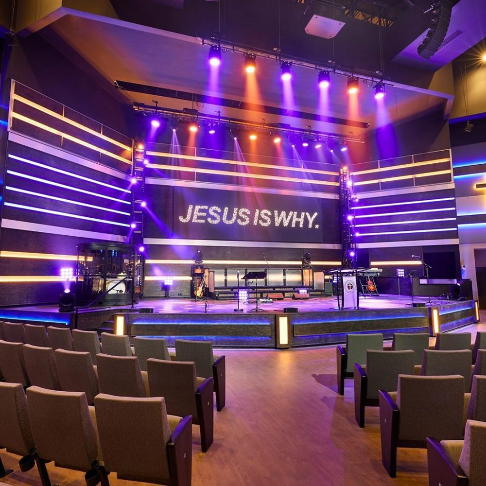 Worship: Pinedale Church