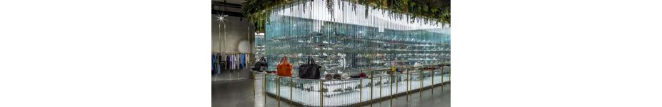 Retail Lighting: KITH Los Angeles