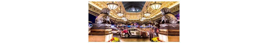 Casino Lighting: Bellagio, Las Vegas, NV