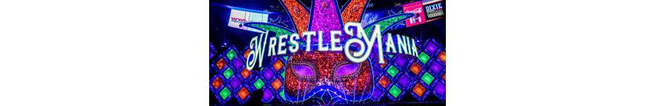 Stage Lighting: WrestleMania 34