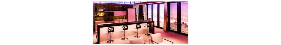 Audio Visual Lighting: Acoustic Designs Group Showroom