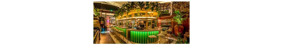 Restaurant Lighting: V DTLA