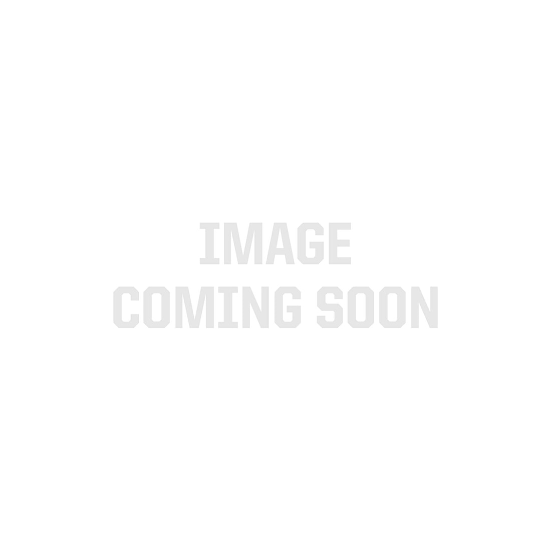 Klus HR-ALU Heavy Duty Shallow Flush Mount Aluminum Channel (Non-anodized)