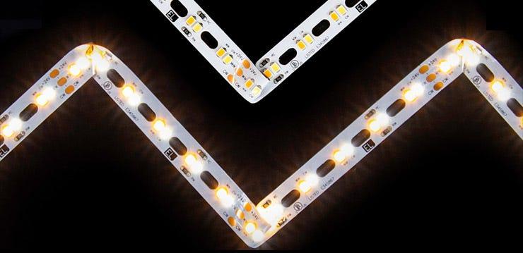 HyperFlex Tunable White LED Strip Light From Environmental Lights